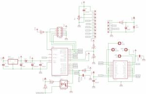 Schemat prędkościomierza ETZ